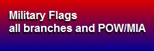 Military  and POW Flags
