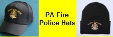 Pennsylvania Fire Police Hat