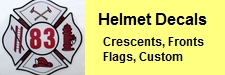 Helmet / Vehicle Stickers -