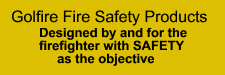 Golfire, Inc. Fire Safety Equipment